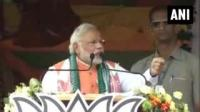 Modi launches sneaking attack on Rahul, calls him liar