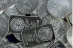 MCX Silver off the days high