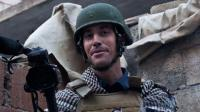 Work of US reporter James Foley, purportedly beheaded by IS
