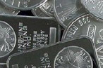 Silver tumbles over Rs 350 on the MCX