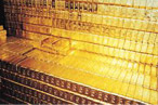 Gold spurts 1% on MCX