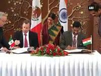 India and Mexico sign bilateral agreement on space cooperati...