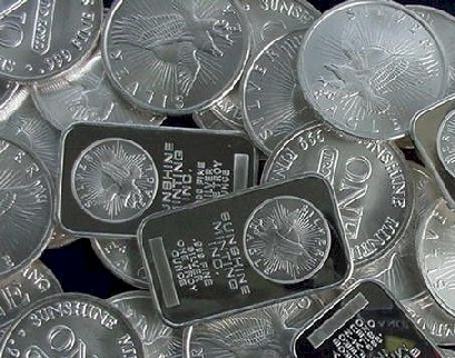 Indian Silver falls over Rs 1,000