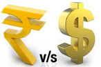 Rupee ends at days high by 51 paise