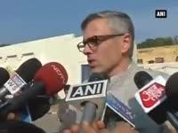 Omar Abdullah submits his resignation as chief minister of J...