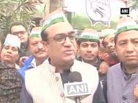 AAP-BJP will surely merge, says Congress\' Ajay Maken