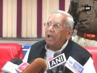 UP health minister briefs about Swine flu condition in the s...
