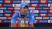 Dhoni pleased with India\'s bowling