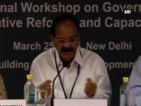 Venkaiah Naidu favours GST revenue share for civic bodies