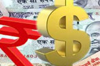 Rupee bounces back, ends at days high