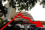 Sensex off days high