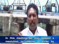Fishermen in TN plan strike against govt\'s order barring th...