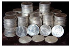 Indian Silver falls on profit booking