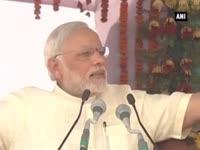 \'India on fast track of development\': PM Modi on one year ...