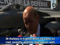 Rafale jet sale to India could be concluded soon, says Frenc...