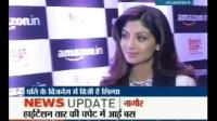 Shilpa on a new business venture with Amazon