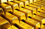 Gold consolidates at nine month lows