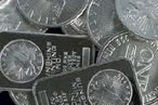 Sharp fall in MCX Silver