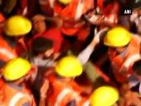 Six killed, ten injured after building collapses in Thane