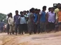 Heavy rainfall triggers flood fear in Odisha