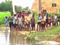 Government starts flood relief distribution in affected area...