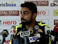 Dont like to associate his batting with his captainship: Vir...