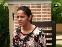 Saina Nehwal decides to take her defeat positively