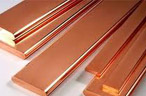 Copper depletes by 22% on a yearly basis on MCX