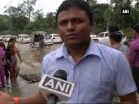 Heavy rains create flood like situation in Assam