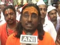 Tension in Varanasi over Ganesh idol immersion in Ganges, po...