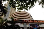 Sensex off early highs