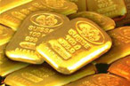 MCX Gold at days low