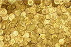Gold futures up Rs 320 on MCX