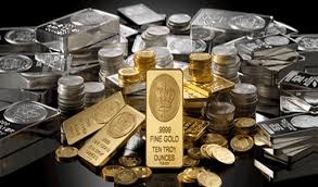 Gold, Silver down on MCX