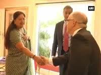 US envoy calls on Rajasthan CM Raje