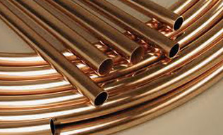 Technical comment for the day: Copper