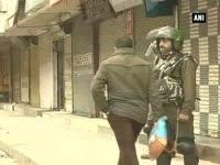 Shutdown observed in Kashmir Valley over attacks on students