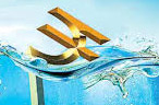 Rupee bounces back, up 11 paise