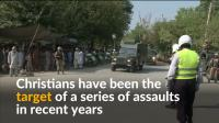 Twin bomb attack in Pakistan kills at least 12, wounds dozen...