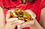 How is Bullet scheme of Gold Loan helpful to supplement the down payment?