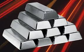 Silver melts on MCX, down 2% on day